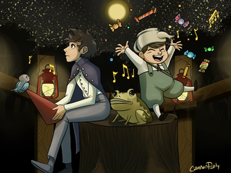 OTGW: Two Brothers by CannonParty