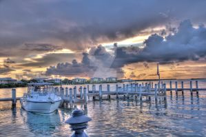 Marina Sunset 2 by tjohare