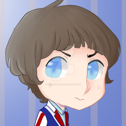 Commission: Matching Icons - Pete by xXInvaderEmXx