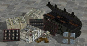 Payday 2 Loot by Neo-Haven