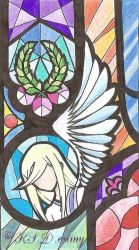 Stained Glass- Afuro Terumi by Darboe