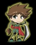 Chibi Reinhold Lysander by Letucse