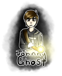 Ev | Johnny Ghost by Cosmic-Cola