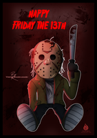 HAPPY FRIDAY THE 13TH! by Fairloke