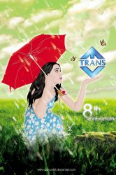 trans tv by dukunart