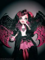 Monster High Ghoul's Rule: Draculaura Two by Childofwestwind