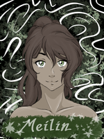 TGoRC - Meilin colored by Blue-Starr