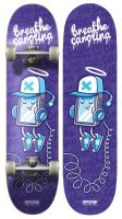 Breathe Carolina - Board Design 2 by cronobreaker