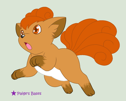 Oh My God A Poffin! Base by Paige-the-unicorn