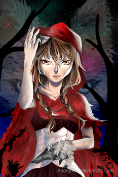 Tainted Red Riding Hood by Anonjust