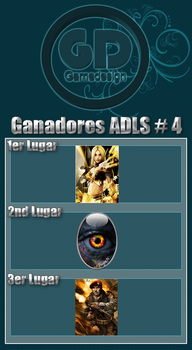 ADSL No.3 Winners Wall by gamedesign-gfx
