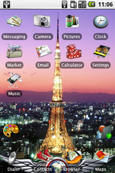 Android Themes Sample 2 by mappn