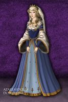 Medieval Sleeping Beauty by LadyAquanine73551