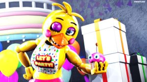 Toy Chica 2 (SFM) by TheSitciXD