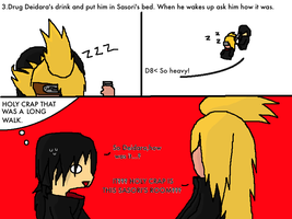 100 Ways to Annoy Akatsuki 3 of 100 by CongotehJackal