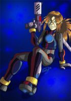 RMZ Axl by digitallyfanged