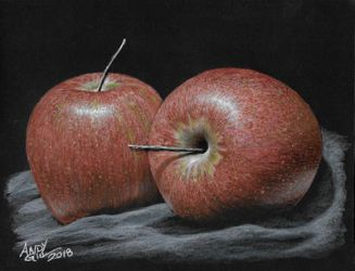 Apples2 by AndyGill1964
