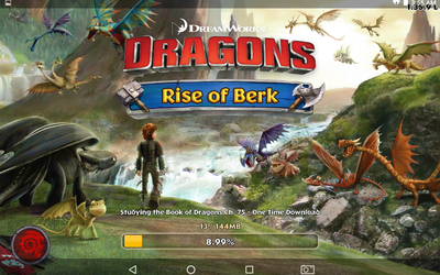 Dreamsworks Dragons Rise of Berk game by Kodaik-69