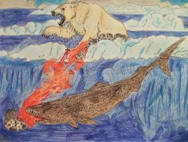 Jaws of the Frozen North by WDGHK