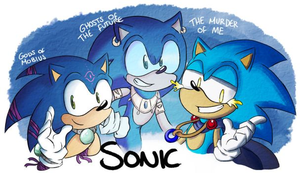 Triple Sonic! by TheEmster97