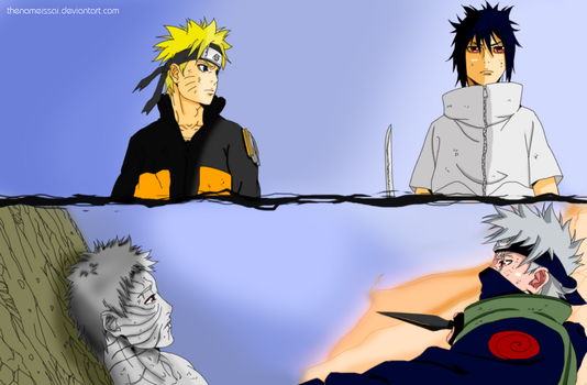 Naruto 655 by TheNameIsSai