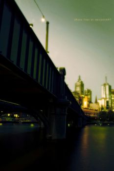 Melbourne by BlackHorror