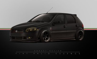 FIAT Palio Essence by Rob3rT----Design
