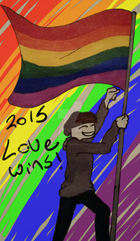 Love wins 2015 Mike by Zeydarchist
