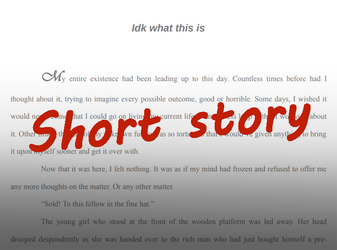 Short Story - Chapter 2 (Part I and II) by Bruneydog