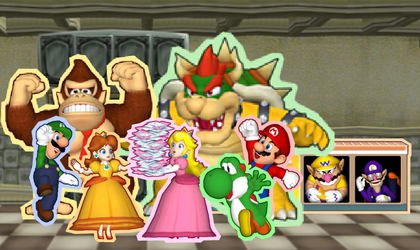 Princess Daisy's Super Smash Bros Fan Letters by earthbouds