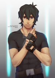 Keith | Voltron: Legendary Defender by shiki2704