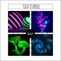Textures 026 // Neon by BEAPANDA