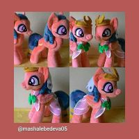 MLP plush- Somnambula-FOR SALE! by Masha05