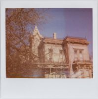 The Ghosts of Waggoner Mansion by futurowoman