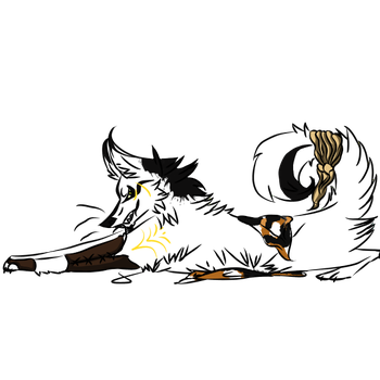 Fox Adoptable #1 SOLD by TheStoneOfDoom