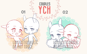 CHIBI YCH AUCTION | PENDING by LabJusticaholic