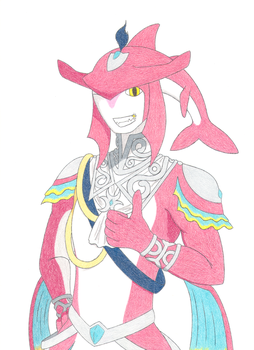Prince Sidon by SkeletonMob