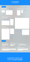 FREE DOWNLOAD - ios Banner Generator - app store by Matylly