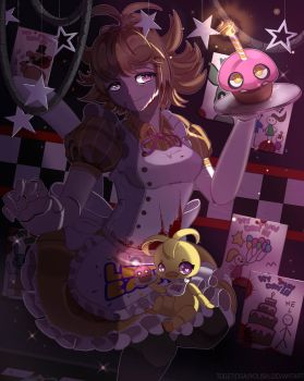 Human chica by TogeticIsa