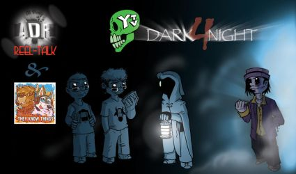 Episode 226 - ADReel Dark Night 4 by Crazon