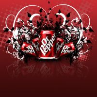Dr Pepper 'Sploshion by BlueBearGFX