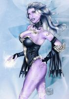 Killer Frost by Forty-Fathoms