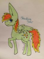 ShootingStar by blurryfeather