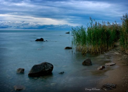 Wild Huron Coast 1 by photorip
