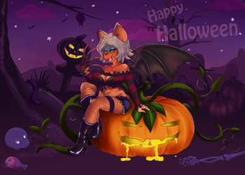 Happy Halloween 2016 by IncredibleCherry