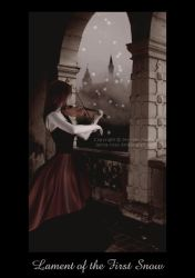 Lament of the First Snow by Jenna-Rose