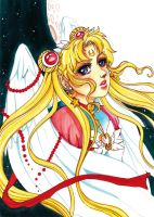 Eternal Sailor Moon by Dar-chan