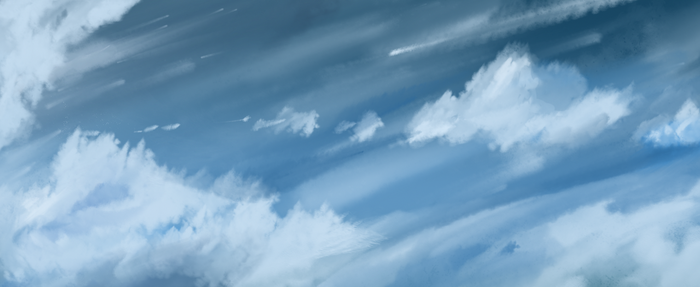 Cloud Study 1 by raychuhll