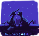 Palette Challenge Request 2 by Tanglecolors