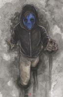 Eyeless Jack Creepypasta by ChrisOzFulton